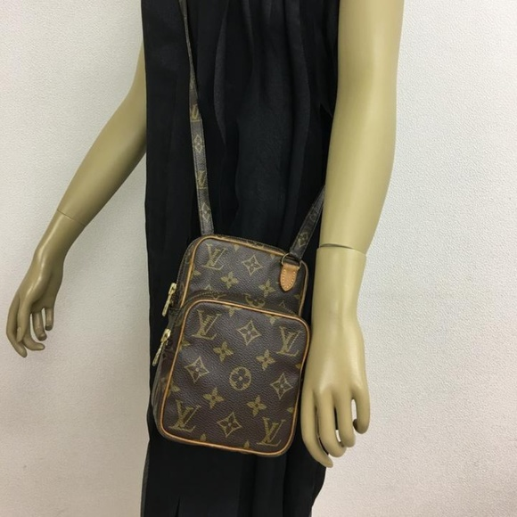 db4731a551f5 Louis Vuitton Handbags - Auth LOUIS VUITTON Mini AMAZON Crossbody Bag